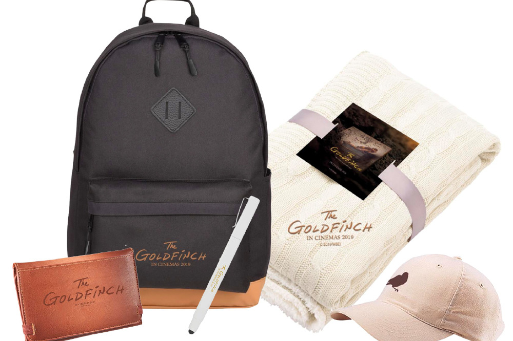 The Goldfinch Goodies