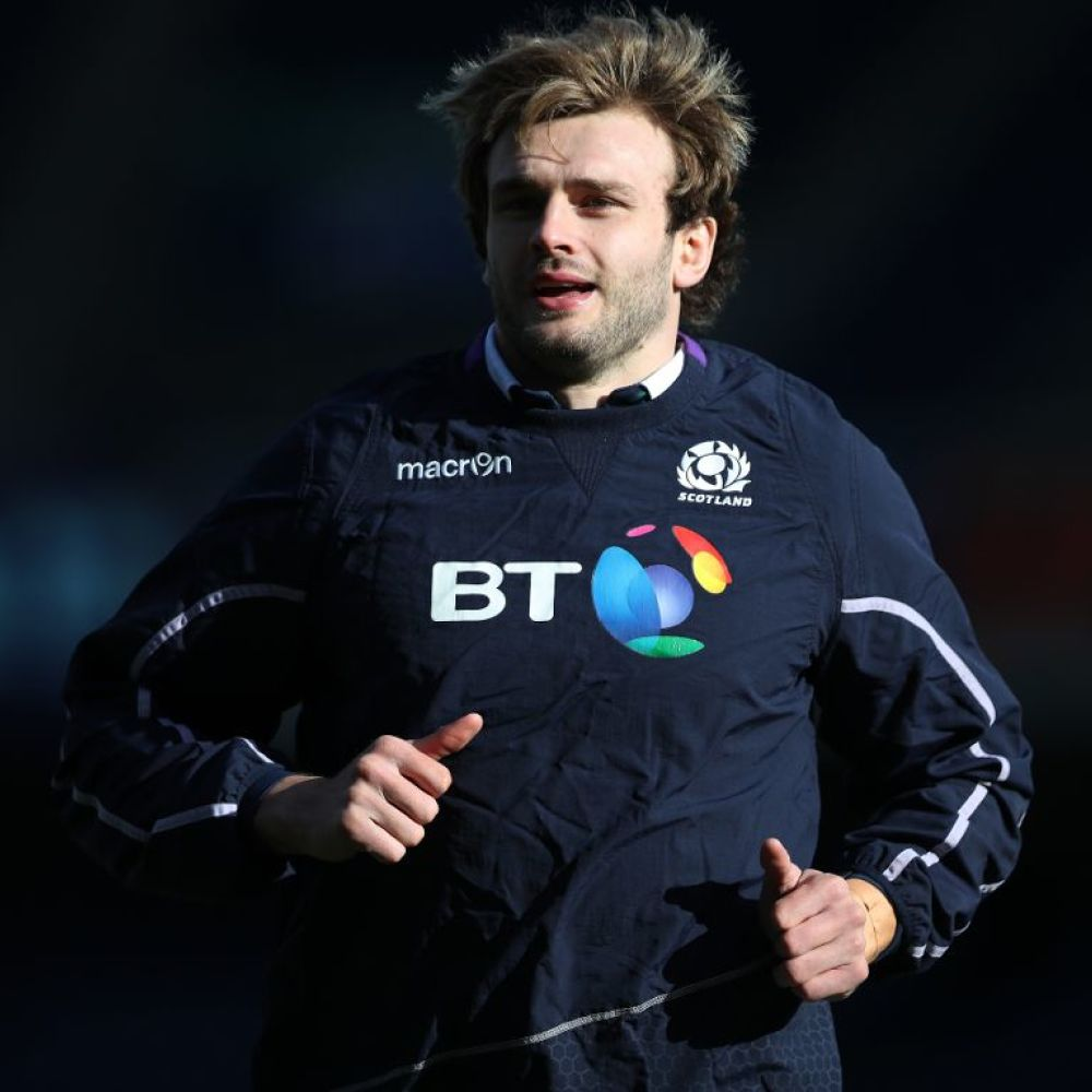 Richie Gray ruled out for four months