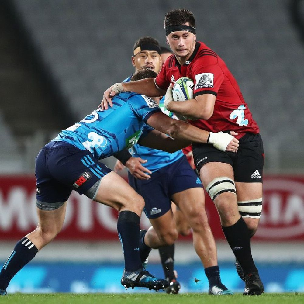 Preview: Crusaders v Blues