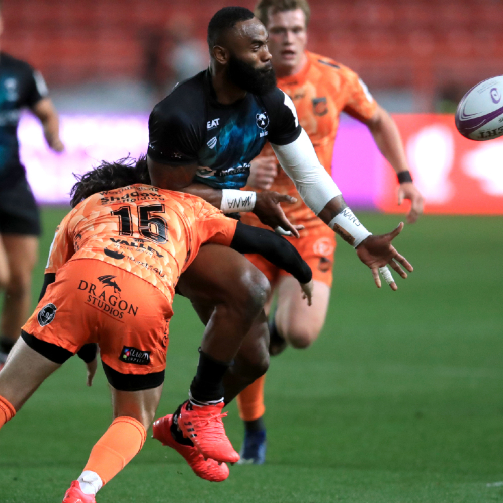 Semi Radradra brilliance helps Bristol into last four