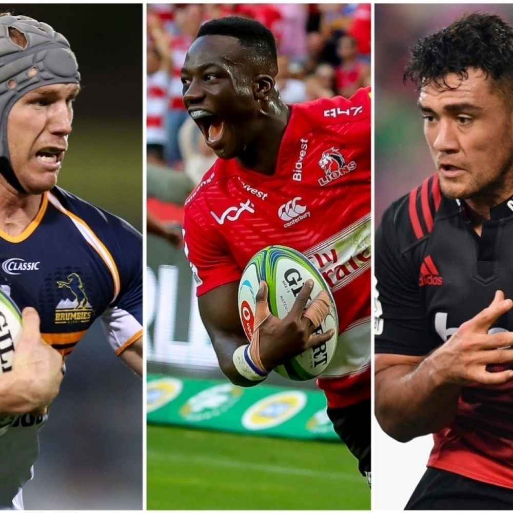 Team Of The Week Super Rugby Round Eight