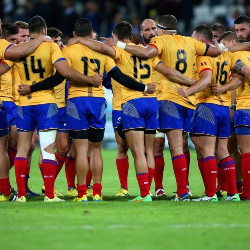 Romania Qualify For Rugby World Cup