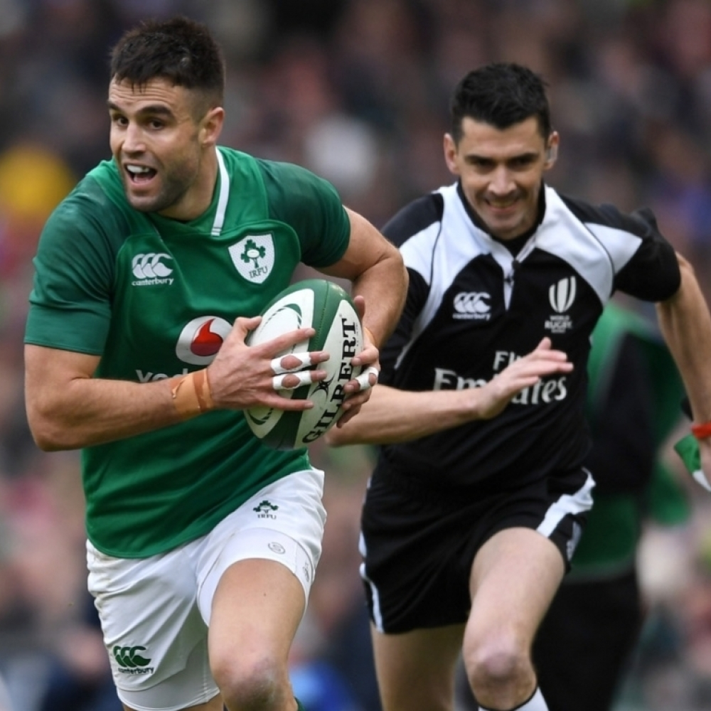 Conor Murray – 'It's a massive week'