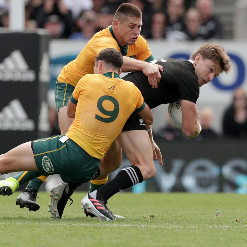 Dominant All Blacks prove too strong for Wallabies