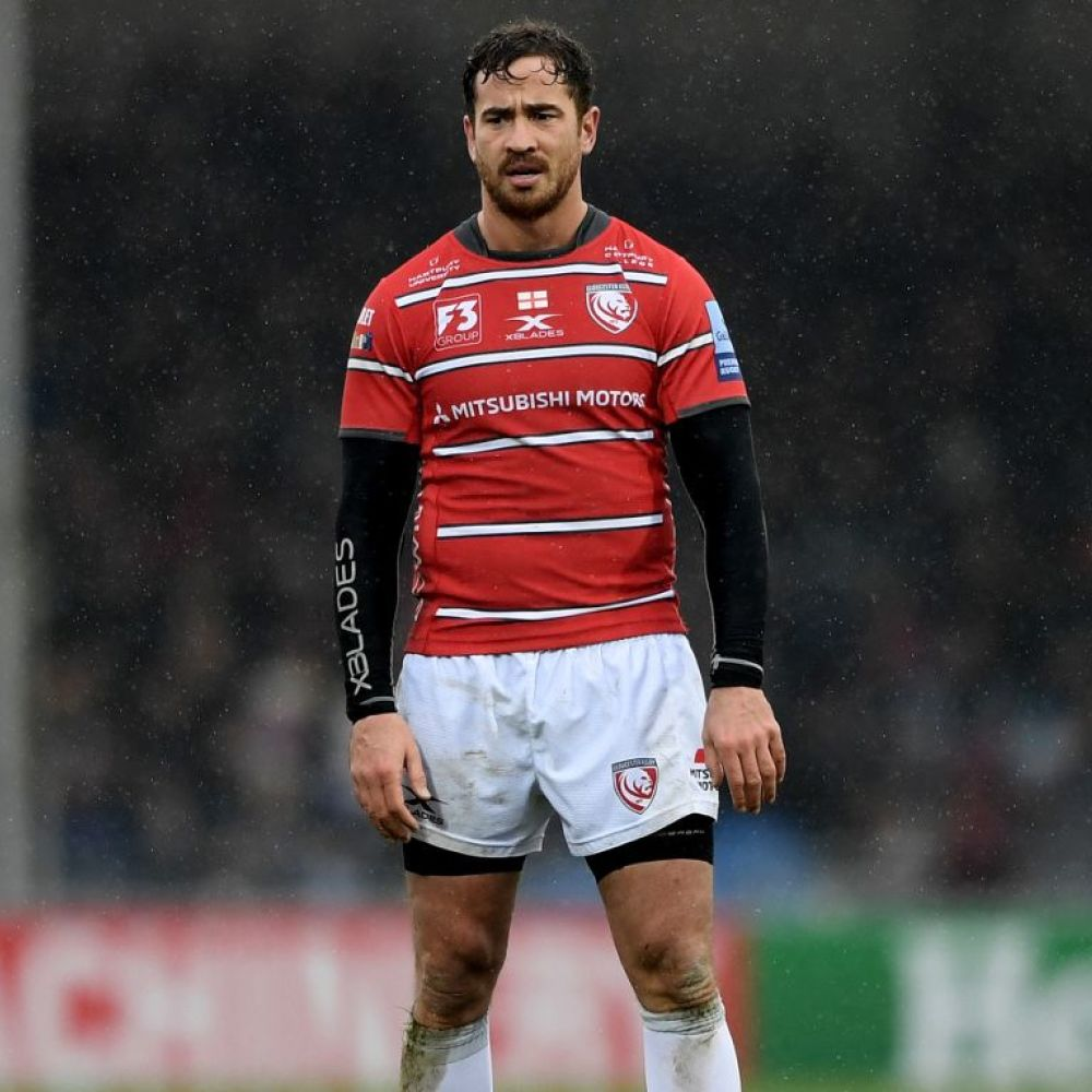Danny Cipriani starts for Gloucester against Munster