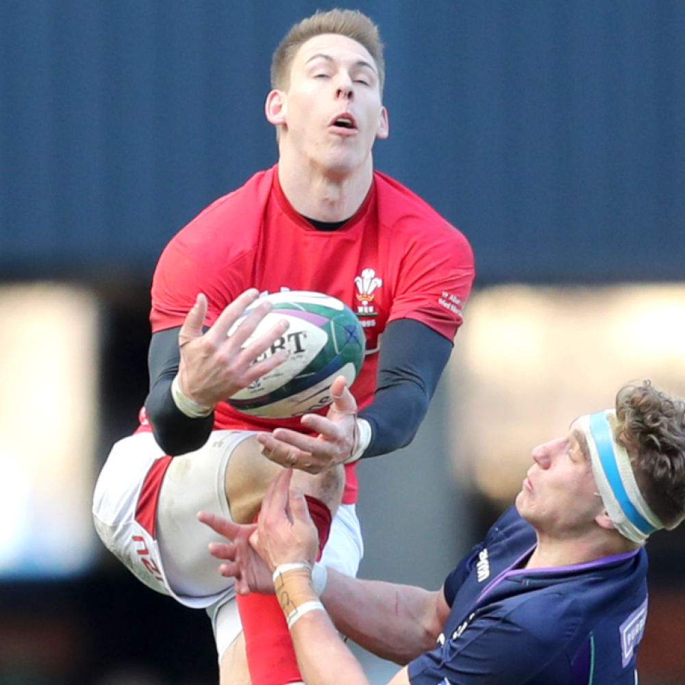 Liam Williams fit for Wales Grand Slam decider