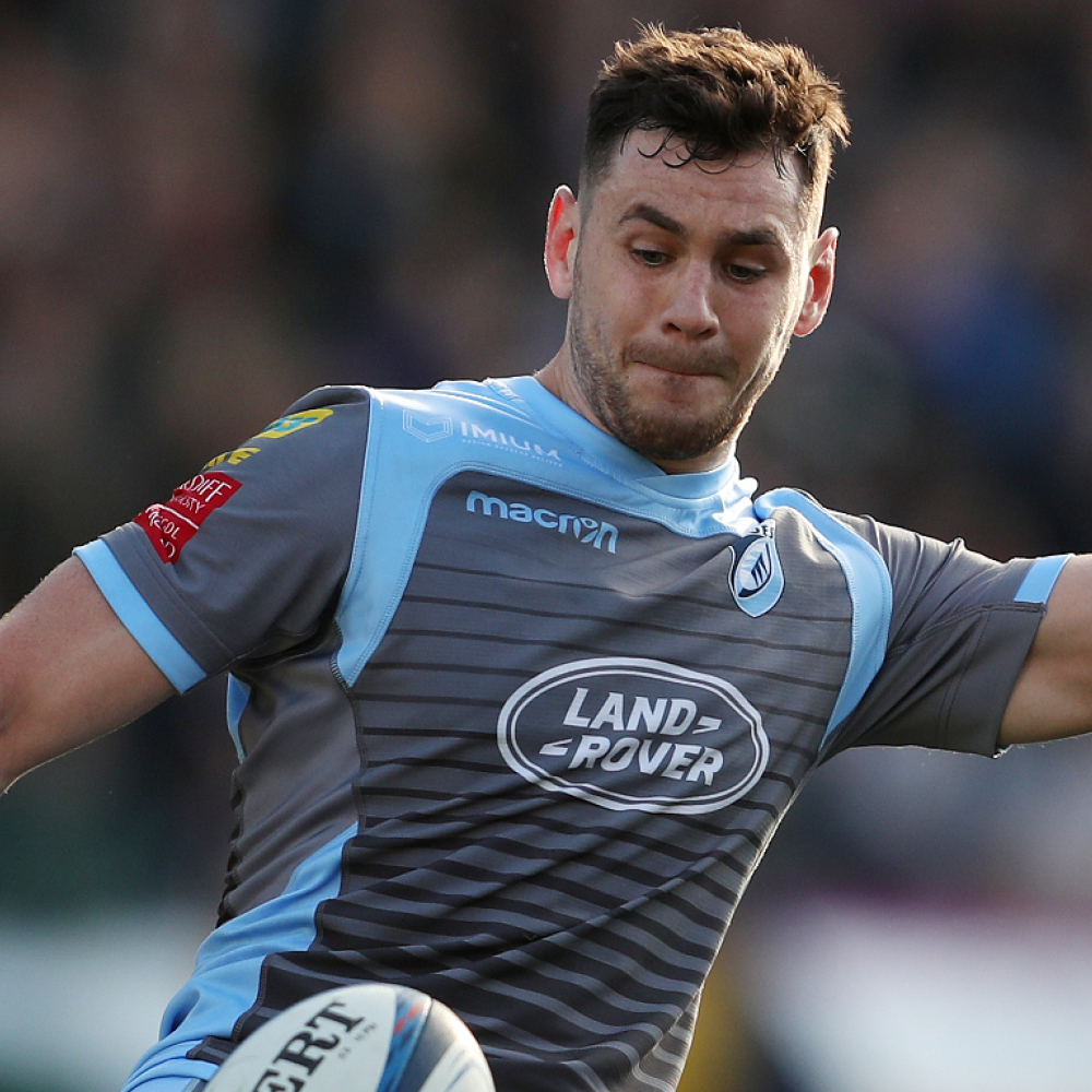 Cardiff Blues fast out the blocks in derby win