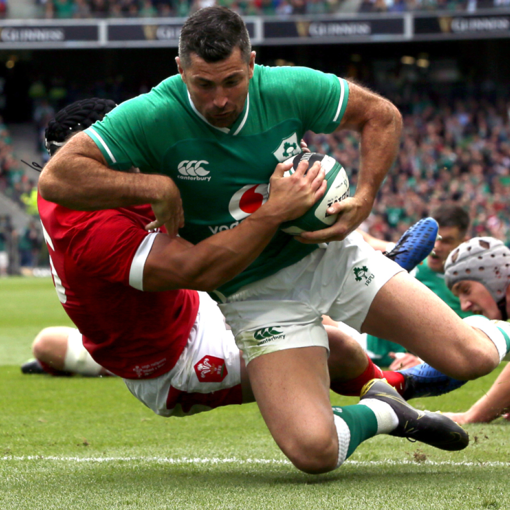 Rob Kearney signs one-year deal at Western Force