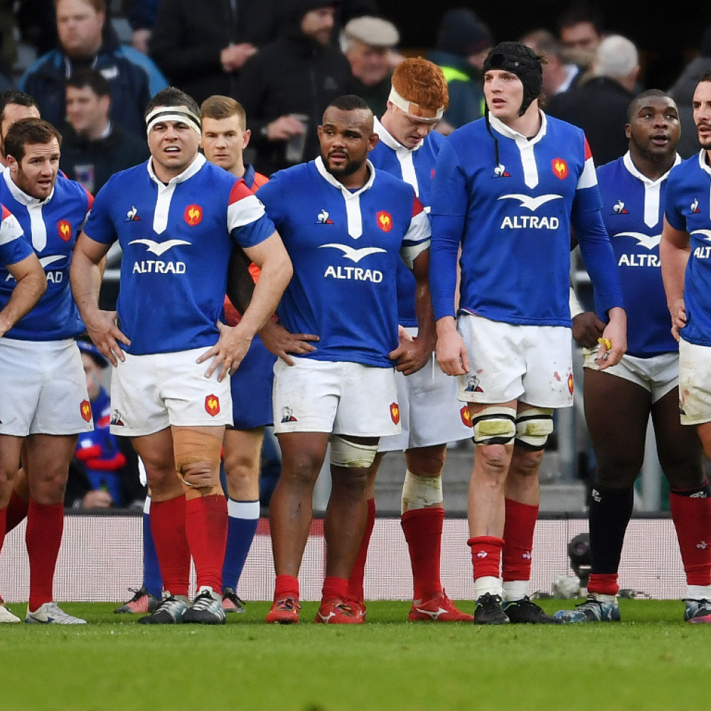 VIDEO: England v France highlights