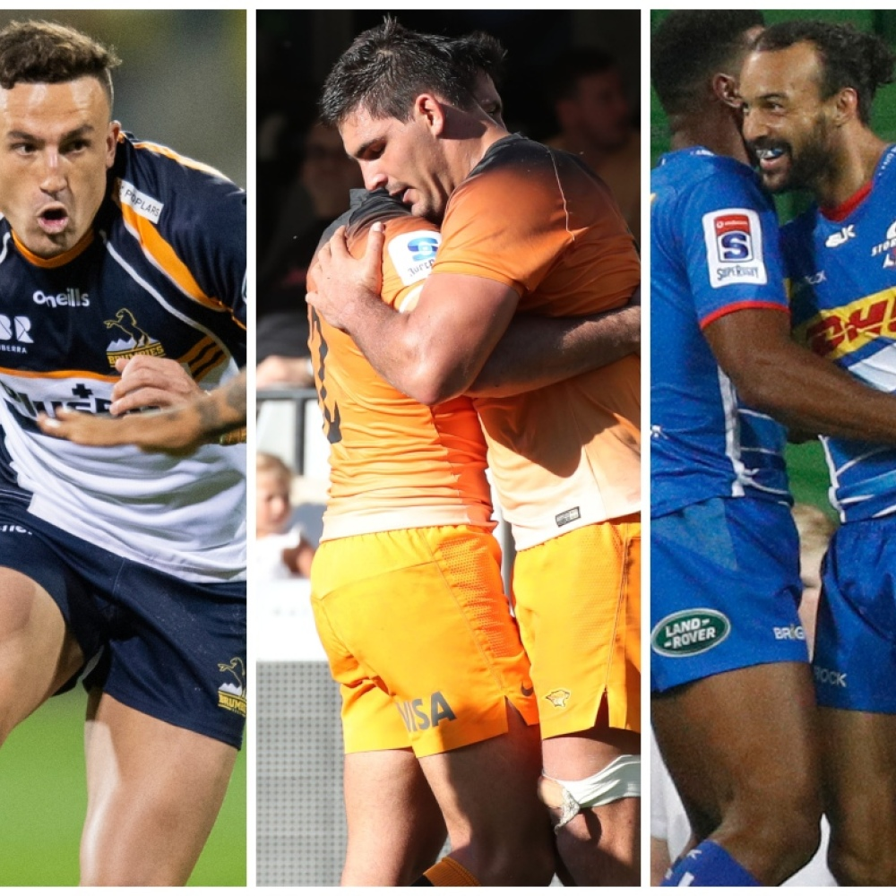 Team of the Week: Super Rugby, Round Nine