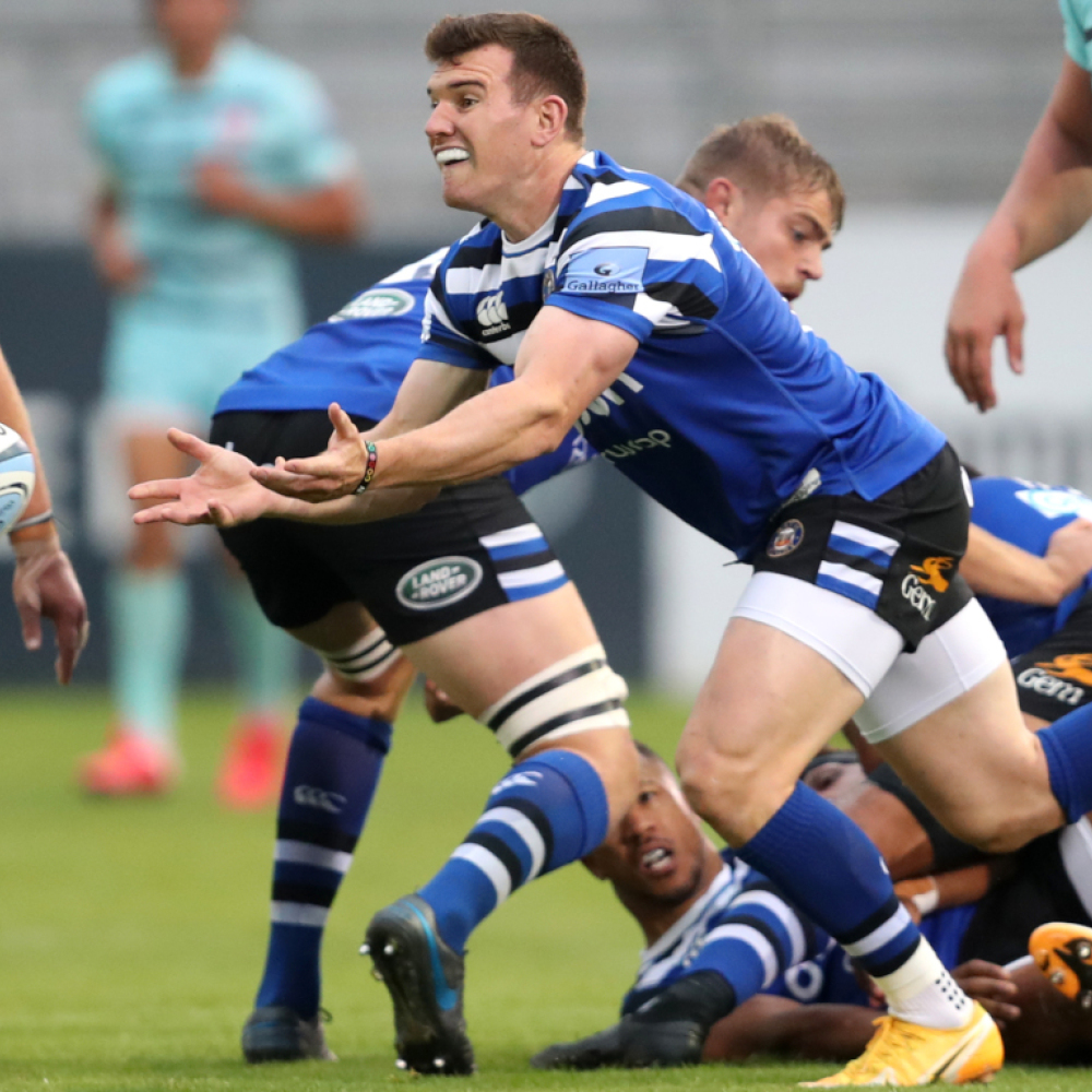 Bath star Ben Spencer left out of England training squad