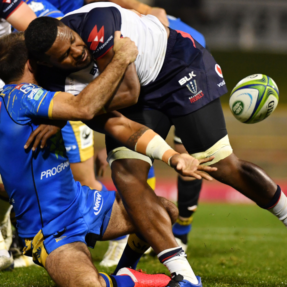 VIDEO: Super Rugby AU highlights, Round Five