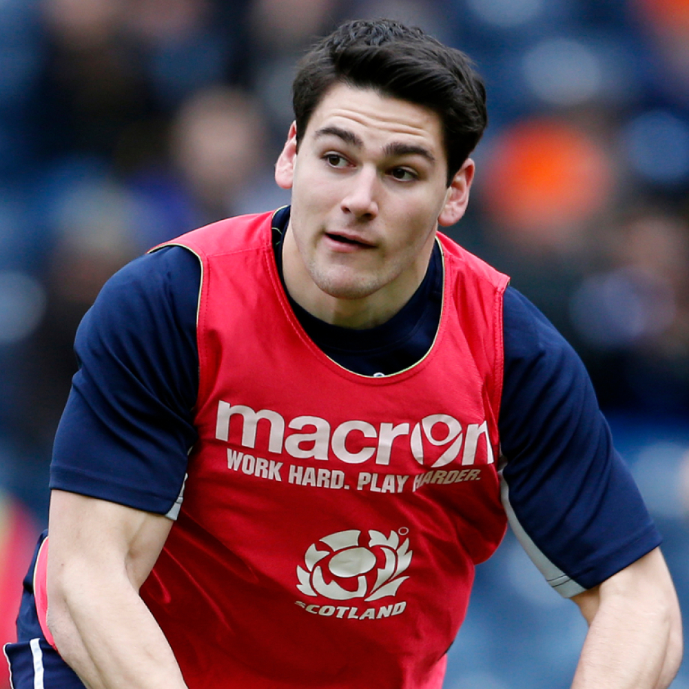Harlequins sign Scotland international on loan deal