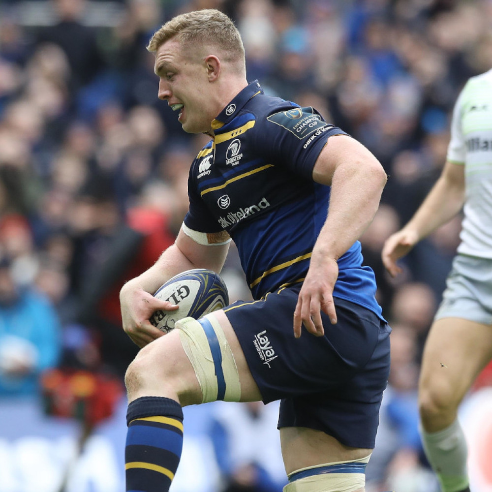Video of the Week: Leinster too strong for Saracens