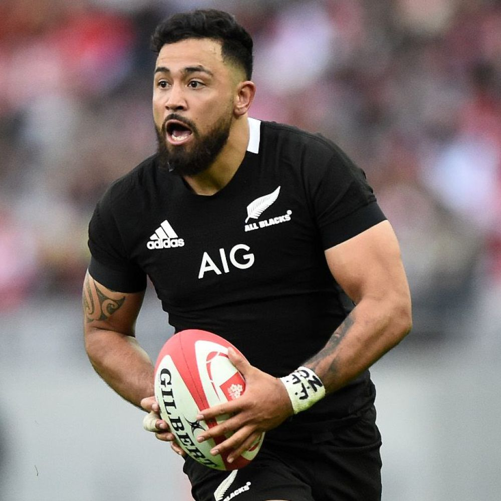 All Blacks centre signs for Northampton