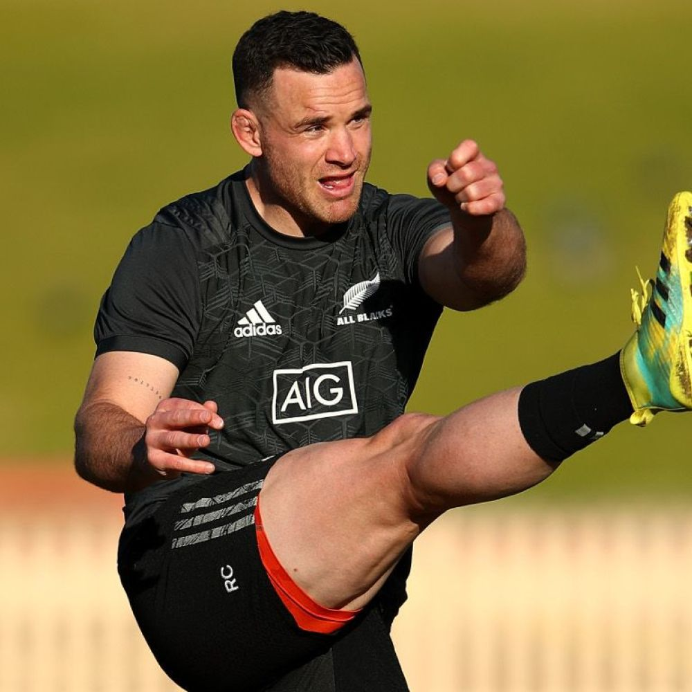 Ryan Crotty starts for All Blacks