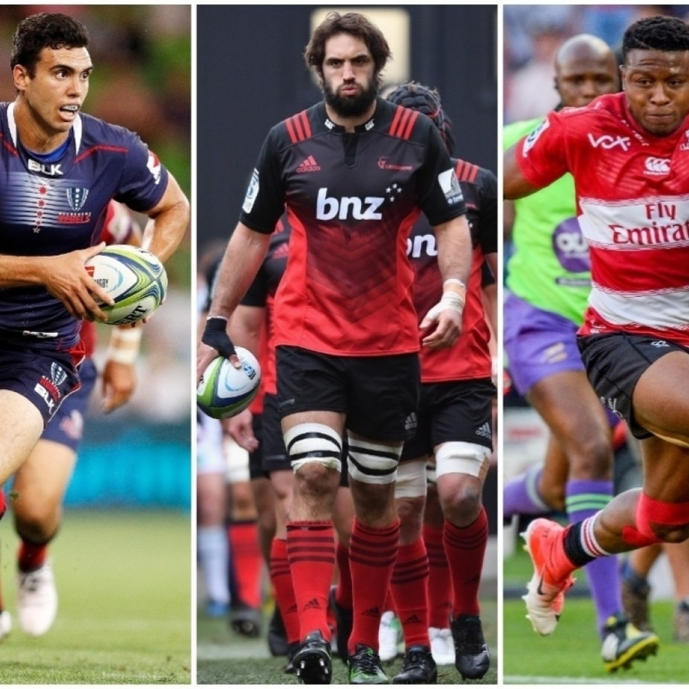 Team Of The Week Super Rugby Round 2