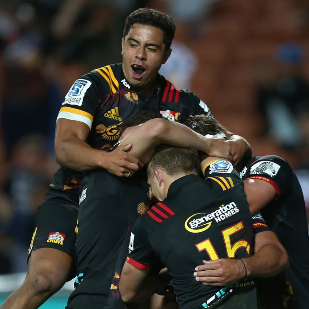 VIDEO: Super Rugby highlights, Round Five