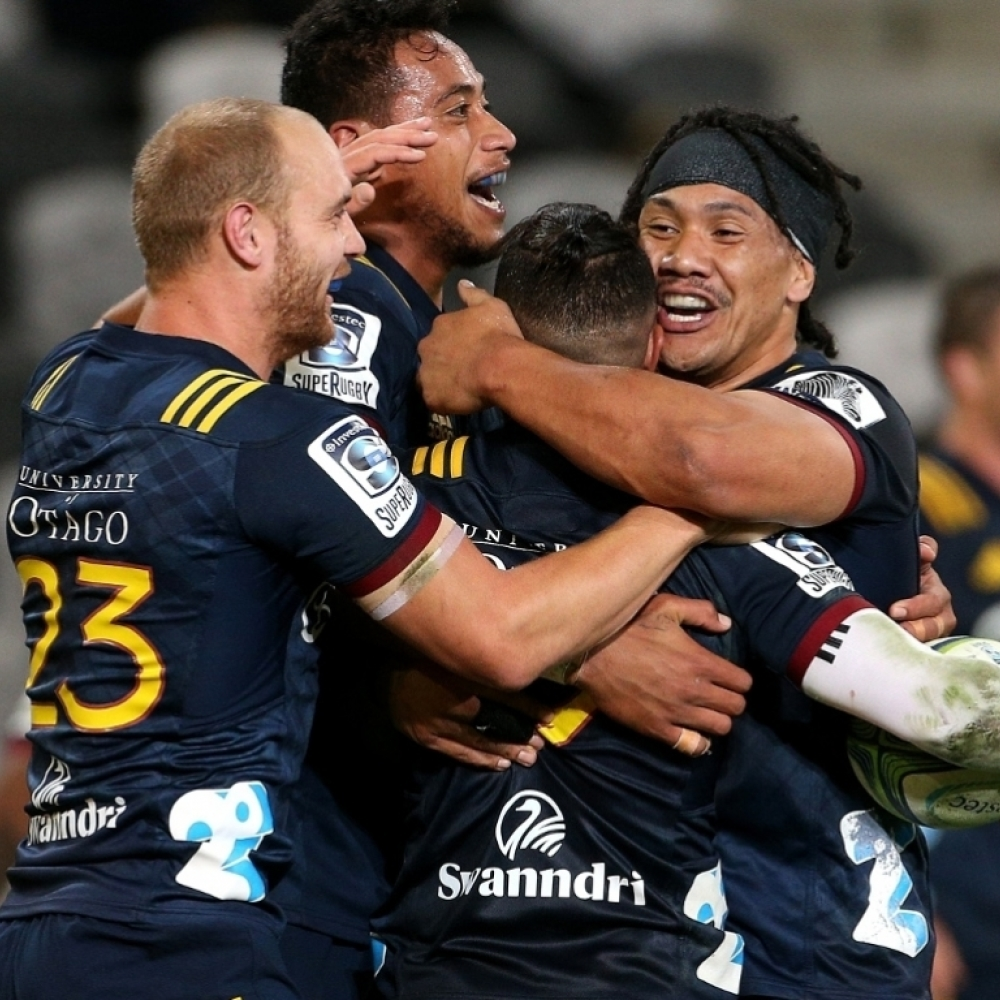 Video Super Rugby Highlights Round 4